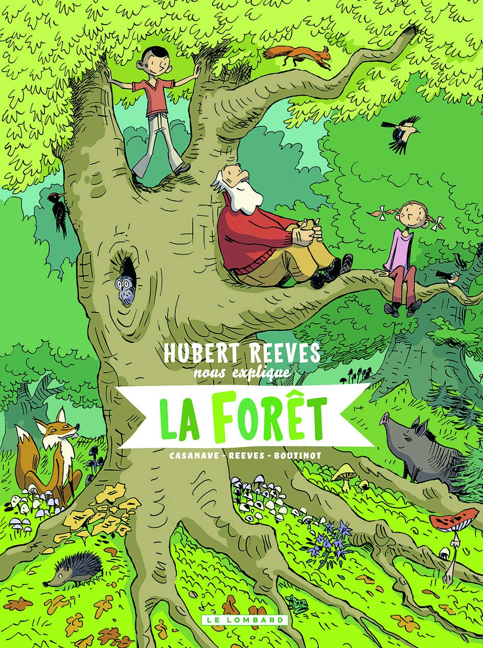 hubert reeves la foret
